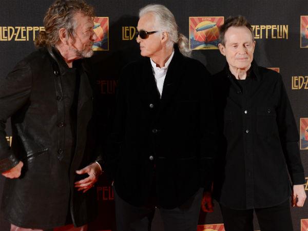 Led Zeppelin libera trechos de áudios raros