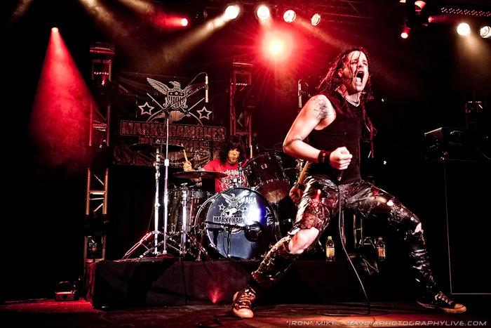 Marky Ramone's Blitzkrieg fará show no Rio de Janeiro com Michale Graves