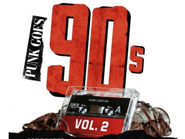 Coletânea Punk Goes 90's Vol. 2 é liberada para streaming