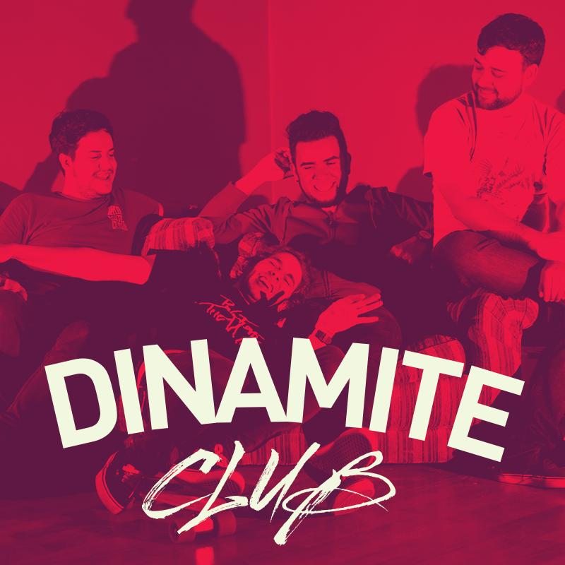 Conheça a banda de pop punk Dinamite Club