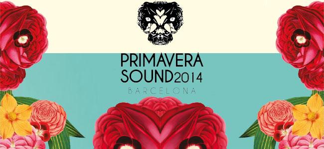 Primavera Sound 2014: Assista ao evento ao vivo