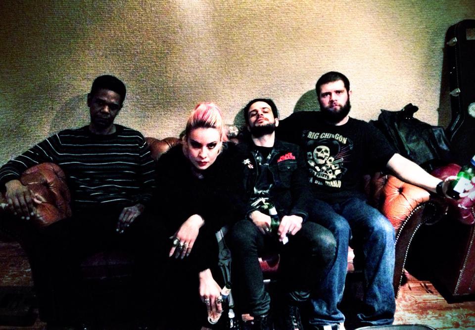 Red Lion Licks, formada por ex-membros da Vilania, estreia com EP