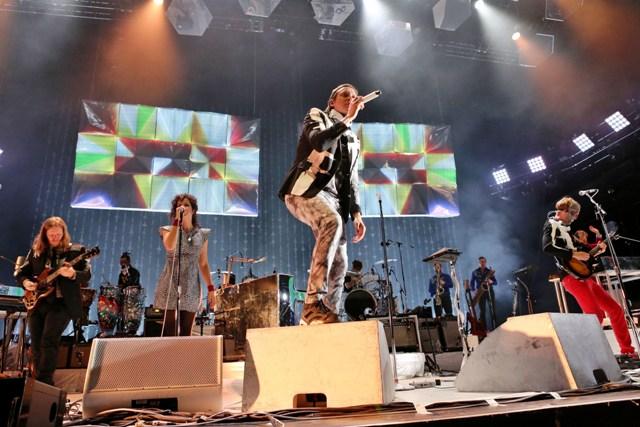 Arcade Fire faz cover de R.E.M.