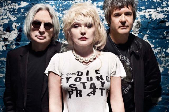 Blondie disponibiliza novo disco para audição gratuita