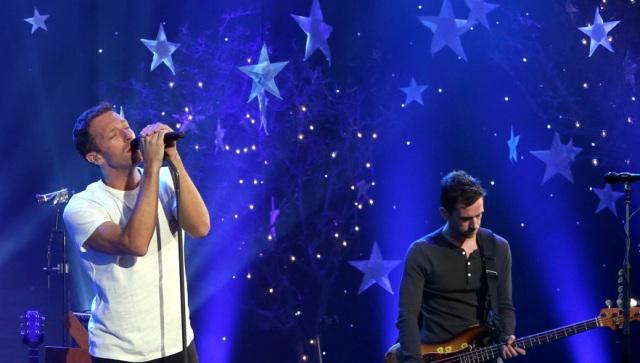 Na Televisão: Coldplay, Lykke Li e Veruca Salt