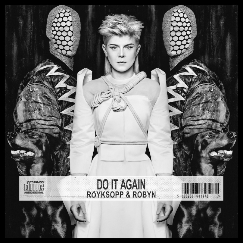"Robyn e Röyksopp: ouça a parceria no álbum ""Do It Again"""