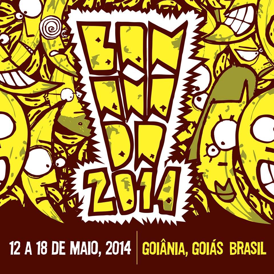 Festival Bananada 2014: uma música de cada atração