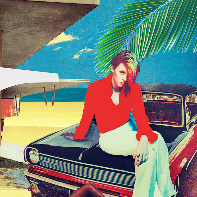 "La Roux libera a faixa ""Uptight Downtown"" para audição"
