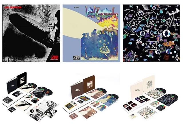 Led Zeppelin divulga extras e raridades de edição de luxo