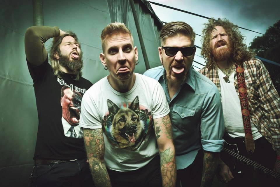 Mastodon libera trecho de nova música para audição