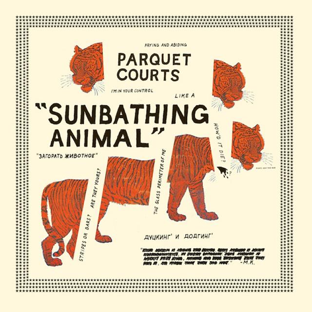 parquet-courts-sunbathing