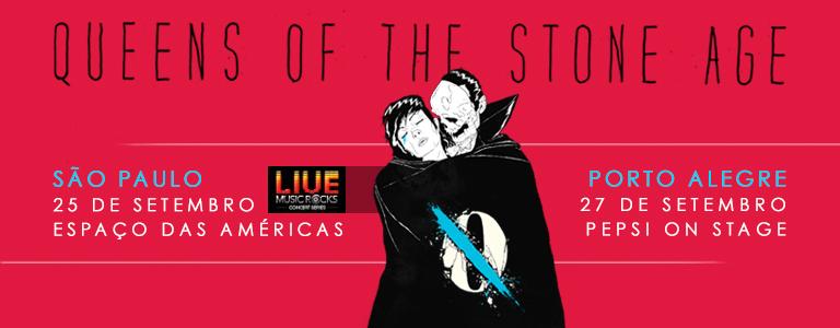 Queens of the Stone Age: ingressos para show em Porto Alegre estão esgotados
