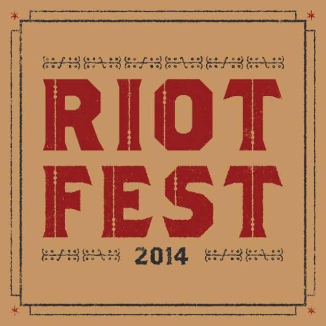Riot Fest divulga line-up da edição de 2014