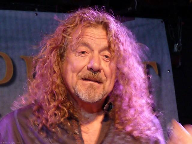 Robert Plant fala sobre novo disco