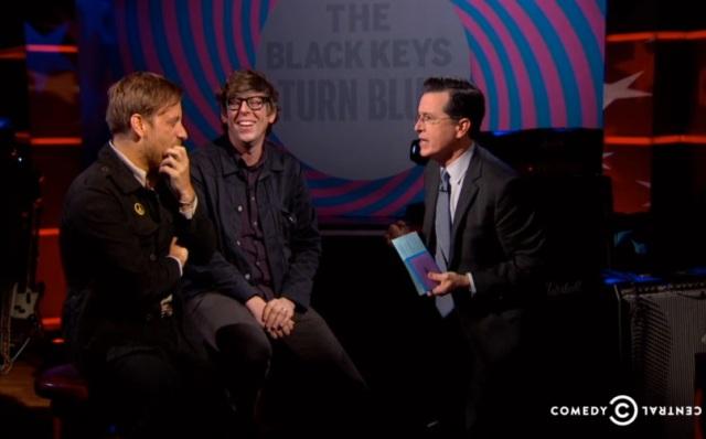 The Black Keys na televisão