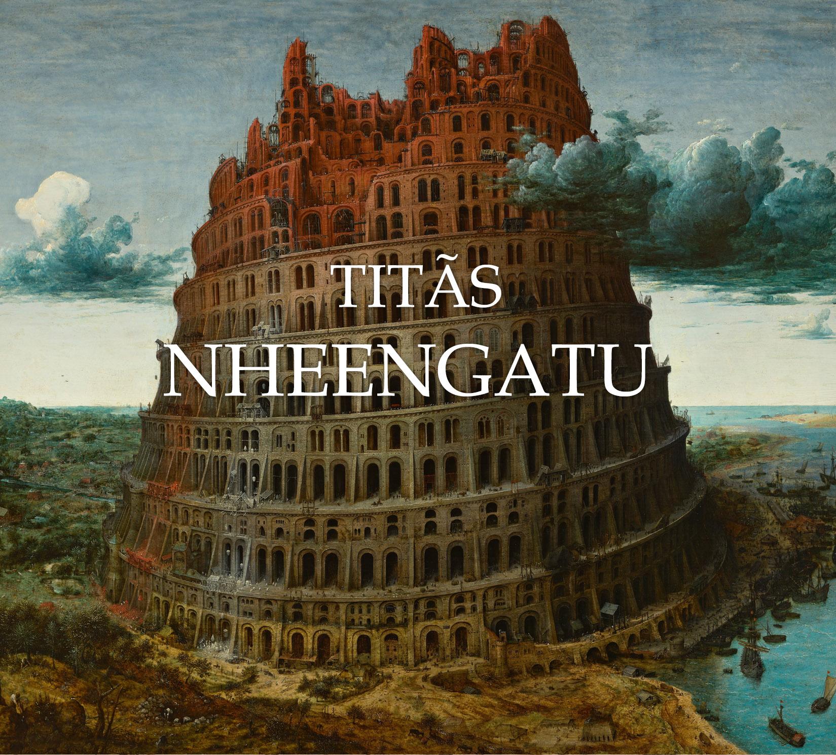 """EXCLUSIVO: Ouça o novo álbum do Titãs, """"Nheengatu"""""""