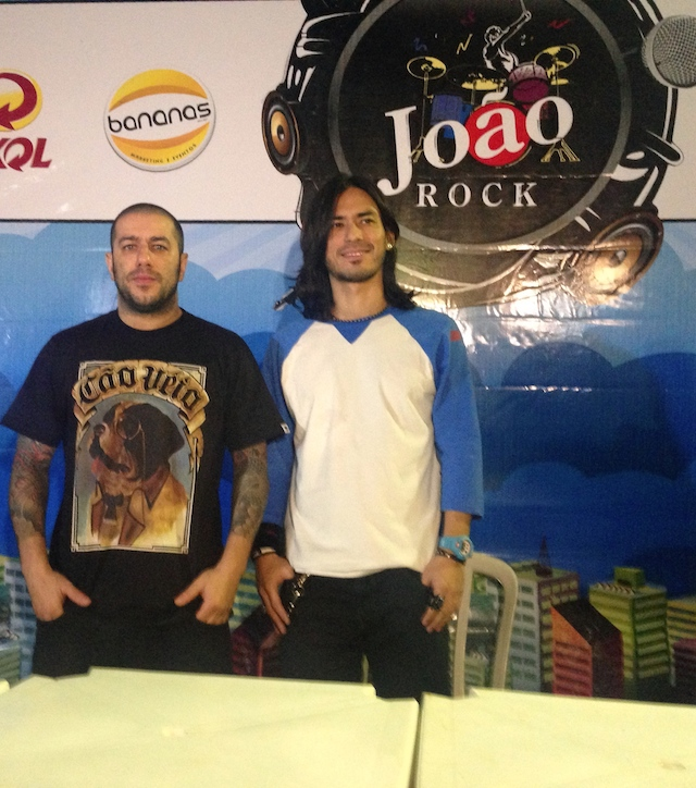 CPM 22_Coletiva João Rock