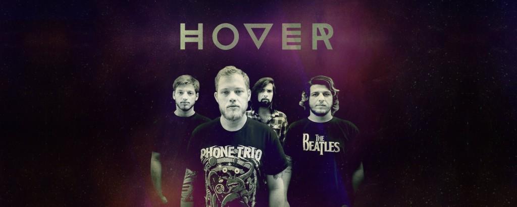"""Hover empolga com seu novo EP, """"Open Road"""""""