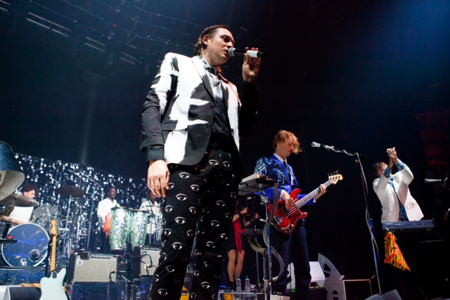 Arcade Fire toca The Smiths em Londres