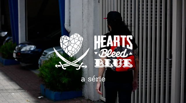 Selo Hearts Bleed Blue lança série online