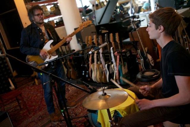 Jeff Tweedy (Wilco): Mais informações sobre o álbum solo