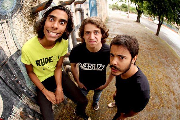Overfuzz, de Goiânia, lança single