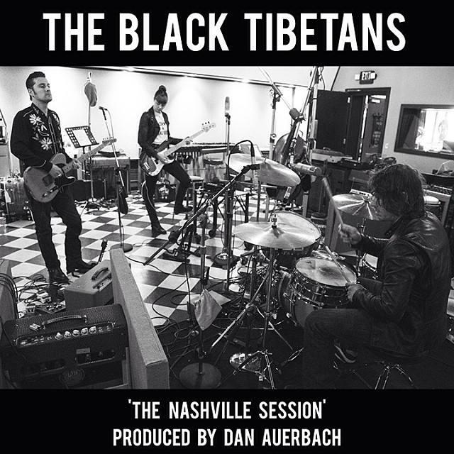 The Black Tibetans: EP produzido por Dan Auerbach é lançado