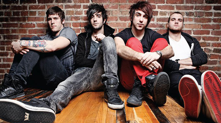 All Time Low se apresenta com New Found Glory e Yellowcard