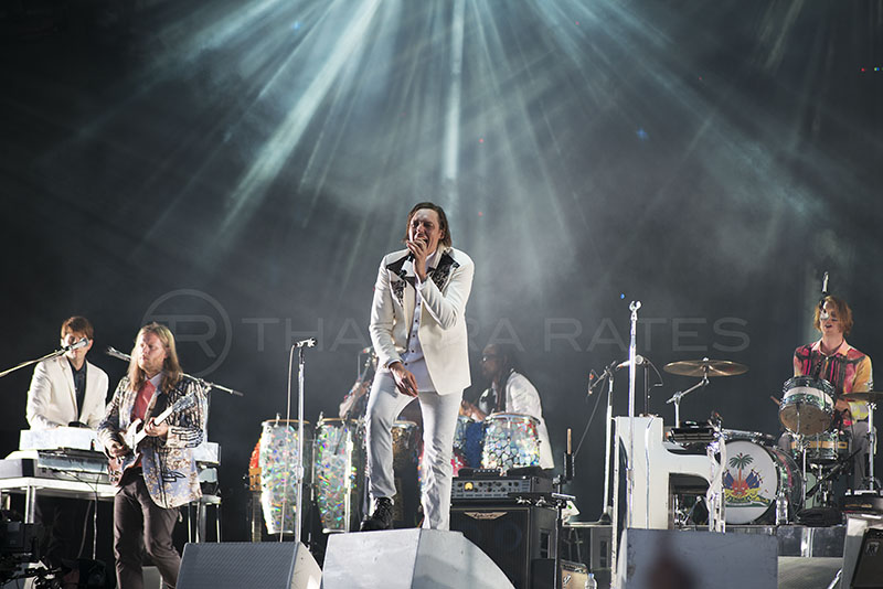 Resenha e fotos: Arcade Fire no British Summer Time (03/07/2014)