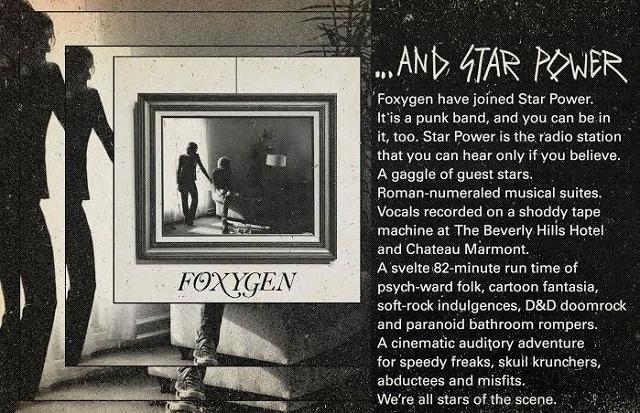 Foxygen anuncia novo disco