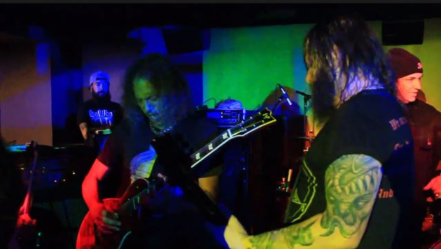 Kirk Hammet e Gary Holt