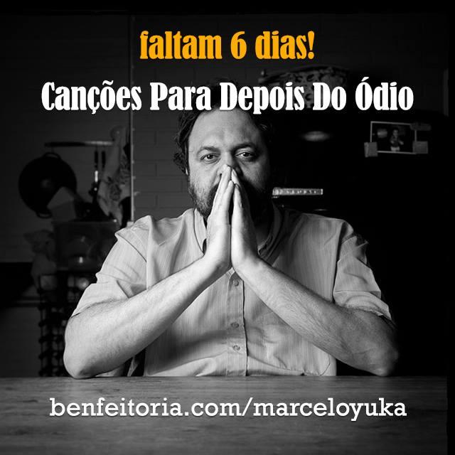 Marcelo Yuka pede apoio financeiro para lançar novo álbum