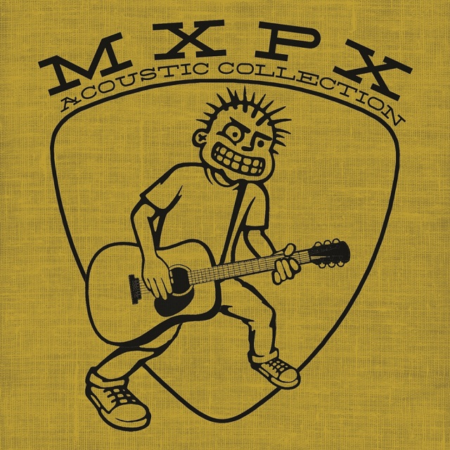 MxPx lançará álbum acústico