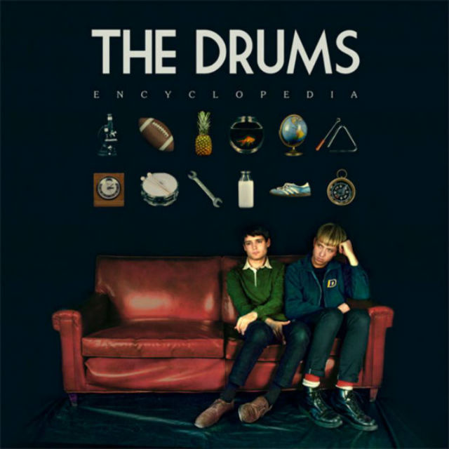 "The Drums anunciam ""Encyclopedia"" para Setembro"