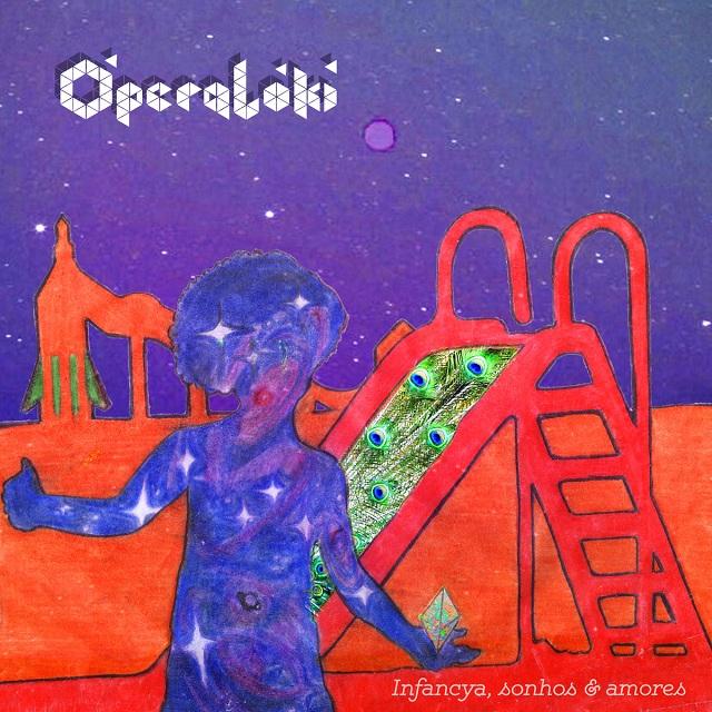 ÓperaLóki: Ouça o disco de estreia da banda potiguar