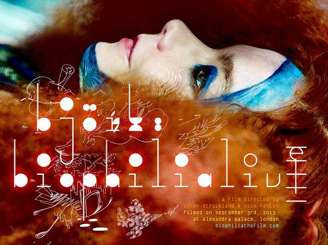 Björk divulga trailer de filme de sua turnê