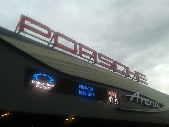 blink-182-porsche-arena-stuttgart