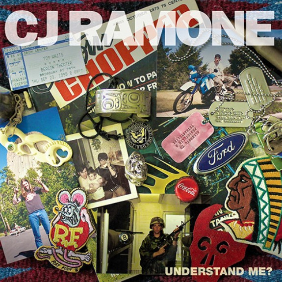CJ Ramone lança novo single pela Fat Wreck Chords