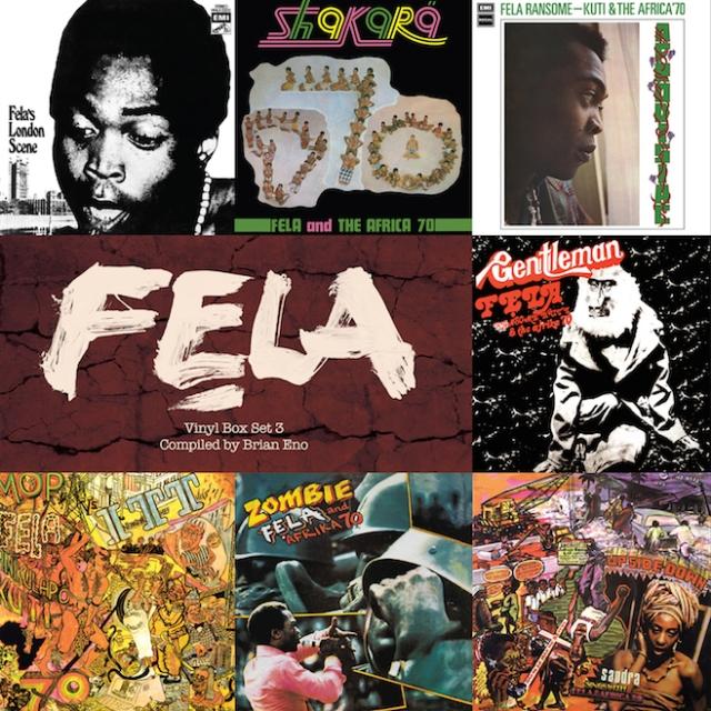 Fela Kuti: Novo box set com trabalhos do músico é anunciado