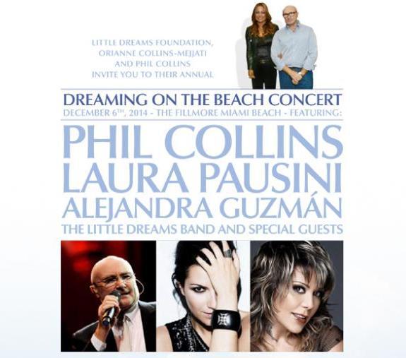 Phil Collins voltará aos palcos depois de 4 anos