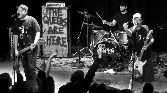 The Queers regravará 2 de seus discos de estúdio