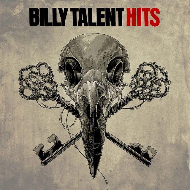 Billy Talent divulga música inédita