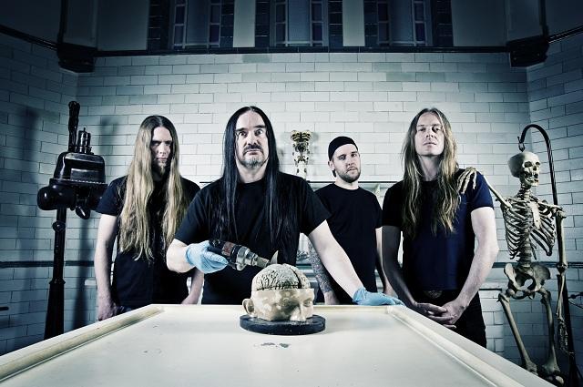 Carcass divulga detalhes de novo EP
