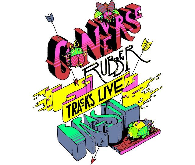 Converse Rubber Tracks Live: Veja vídeos do festival em alta qualidade