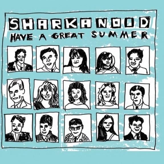 Sharkanoid libera álbum de estreia para audição