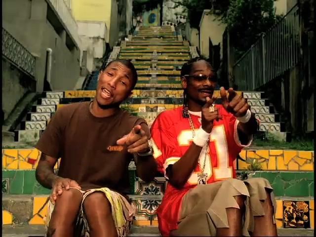 Snoop Dogg divulga trailer de nova parceria com Pharrell