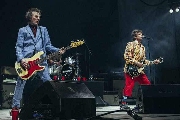 The Replacements tocam Jackson 5 em show