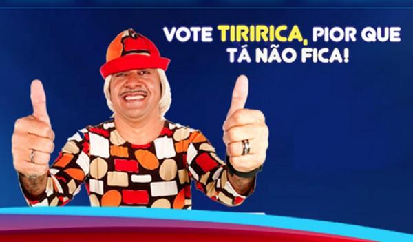tiririca-candidato
