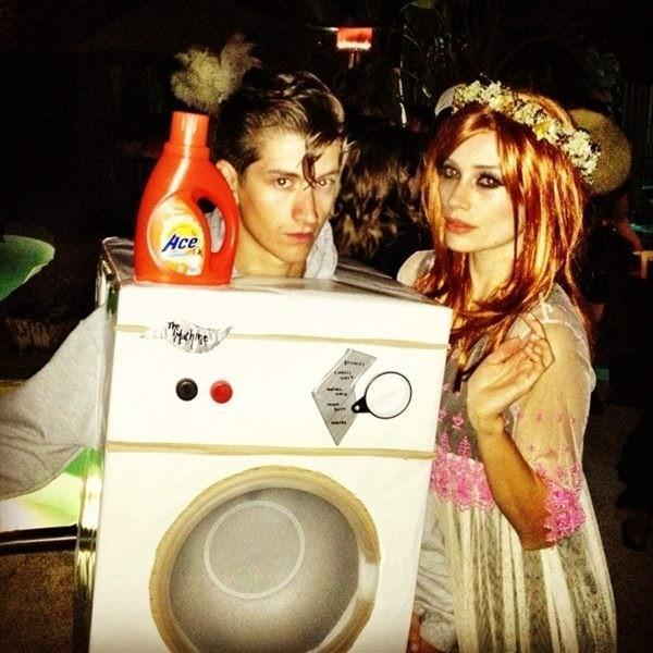 Alex Turner no Halloween