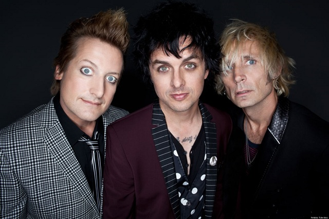 Green Day é indicado ao Rock and Roll Hall of Fame